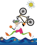 Triathlon logo
